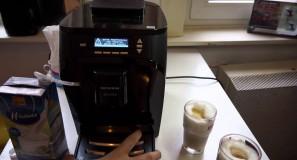 Severin KV 8055 Kaffeevollautomat Piccola Classica